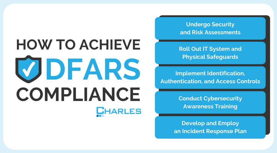 5 Tips to Achieve DFARS Compliance